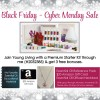Black Friday and Cyber Monday Essential Oils Sale