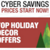 Home Depot Cyber Monday Coupon Code