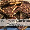 Saltine Cracker Christmas Crack Candy Recipe