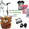 Star Wars Items Up To 60% Off Today Only