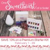 Essential Oil Starter Kits 10% Off In February and Bonus Items