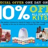 June 10th Only – Essential Oils Starter Kit 10% Off PLUS My Bonus Offer
