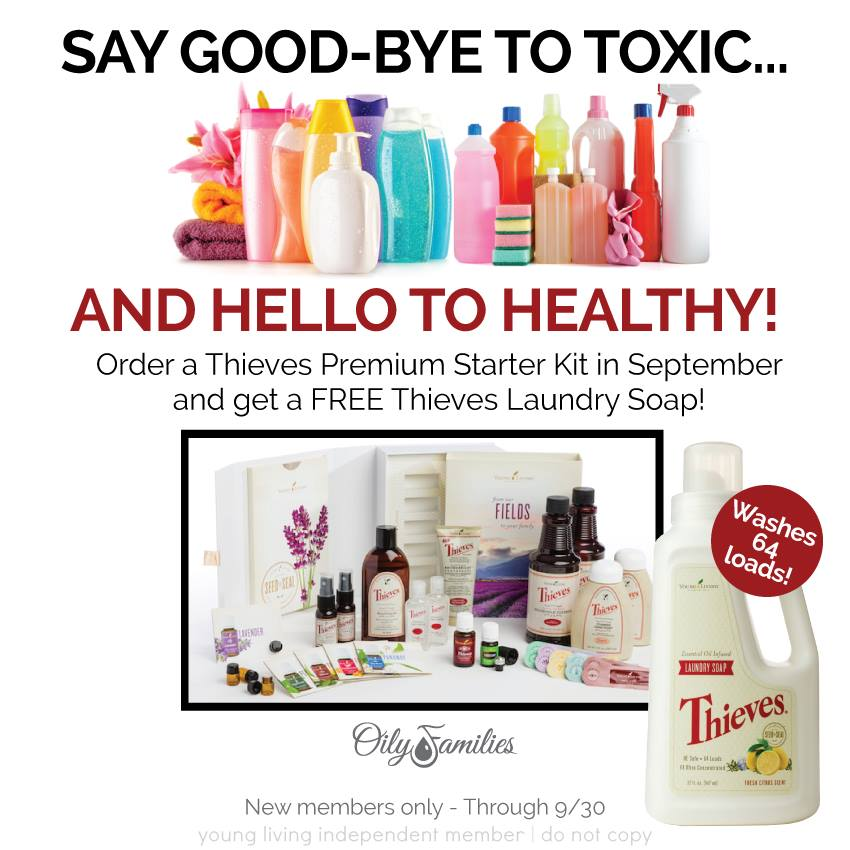 Young Living Sept Deal